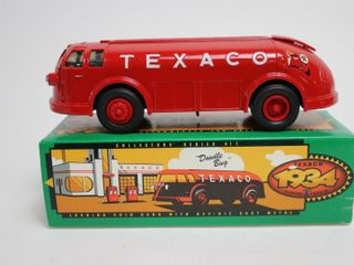 TEXACO 1934 DIAMOND TANKER BANK ERTl 8