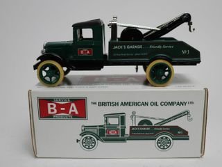 BA 1931 HAWKEYE WRECKER BANK 1 34 ERTl