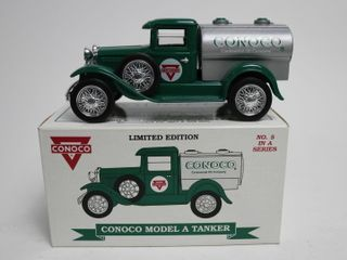 CONOCO 1929 MODEl A TANKER BANK 6