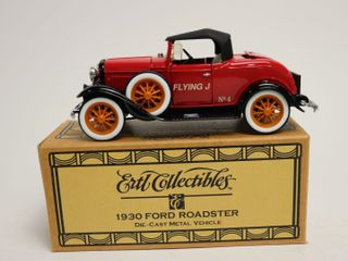 FlYING J 1930 FORD ROADSTER BANK ERTl 6