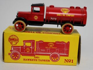 SHEll 1931 HAWKEYE TANKER BANK ERTl 7