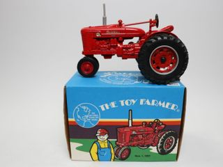 FARMAll SUPER MTA TRACTOR 1991 TOY FARMER