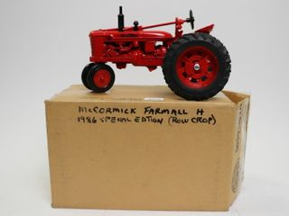FARMAll H ROW CROP TRACTOR SPECIAl EDITION 1986