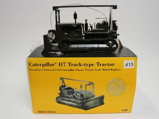 CATERPIllAR D7 TRACK TYPE TRACTOR 1 25 ONE BAR