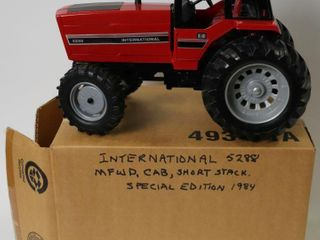 INTERNATIONAl 5288 MFWD TRACTOR SPECIAl EDITION