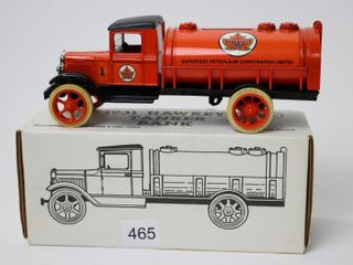SUPERTEST 1931 HAWKEYE TANKER BANK 1 34 ERTl