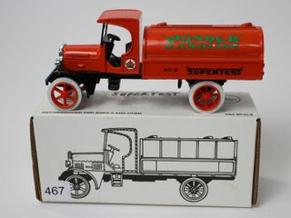 SUPERTEST  WONDERGAS  1925 TANKER BANK 1 34 ERTl