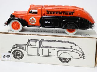 SUPERTEST 1939 AIRFlOW TANKER BANK 1 34 ERTl