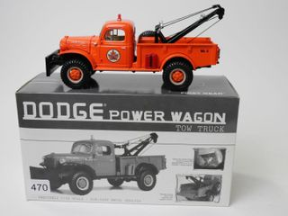 SUPERTEST 1946 DODGE POWER WAGON 1 30 FIRST GEAR