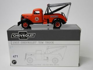 SUPERTEST 1937 CHEVROlET TOW TRUCK 1 30 FIRST GEAR