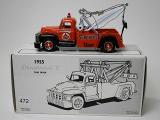 SUPERTEST 1955 DIAMOND T TOW TRUCK 1 34 FIRST GEAR