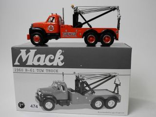 SUPERTEST MACK 1960 B 61 TOW TRUCK 1 34 FIRST GEAR