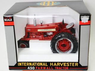 INTERNATIONAl HARVESTER 450 FARMAll GAS TRACTOR