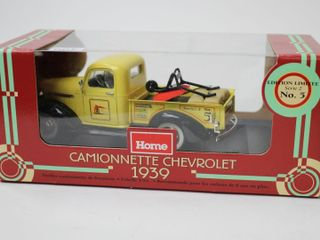 HOME HARDWARE 1939 CHEVROlET PICKUP TRUCK BANK