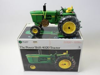 JOHN DEERE PRECISION ClASSICS THE POWER SHIFT 4020
