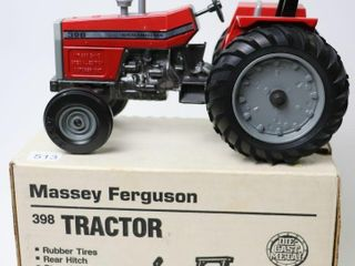 MASSEY FERGUSON 398 TRACOR 1987 SPECIAl EDITION