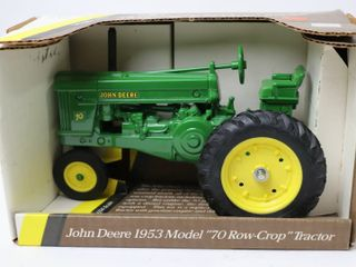 JOHN DEERE MODEl 70 ROW CROP TRACTOR ERTl 1 16