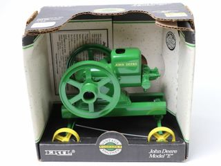 JOHN DEERE MODEl E STAIONARY ENGINE ERTl 1 6