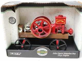 JOHN DEERE WATERlOO BOY STATIONARY ENGINE ERTl
