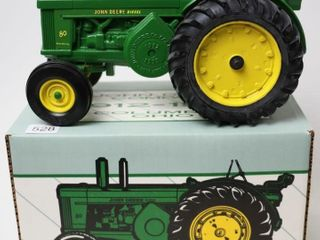 JOHN DEERE 80 TRACTOR 80 YEARS COlUMBUS OHIO ERTl