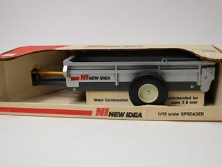 NEW IDEA MANURE SPREADER SCAlE MODElS 1 16