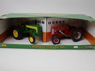 JOHN DEERE DUBUQUE COllECTOR SET ERTl 1 16