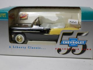 1955 CHEVROlET CAR BANK SPEC CAST 7