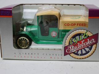 CO OP FEED 1916 STUDEBAKER BANK SPEC CAST 6