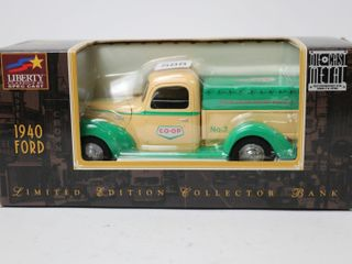 CO OP 1940 FORD TRUCK BANK SPEC CAST 7