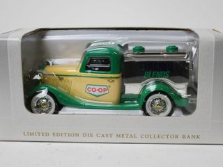 CO OP 1935 FORD TANKER BANK SPEC CAST 7