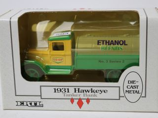 CO OP 1931 HAWKEYE TANKER BANK ERTl 1 34