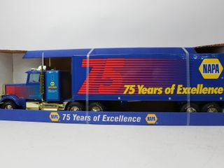 NAPA 75 YEARS OF EXCEllENCE SEMI TRUCK 24