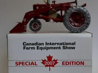 FARMAll 400 WITH 33A lOADER CIFES 2008