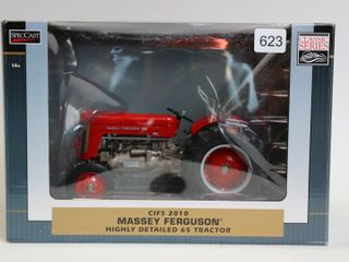 MASSEY FERGUSON 65 HIGHlY DETAIlED TRACTOR CIFES
