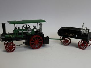 IRWINS MODEl SHOP BURBANK METAl TRACTOR AND TANK