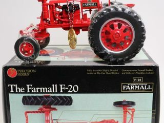 FARMAll F 20 PRECISION SERIES TRACTOR  6