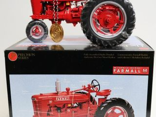 FARMAll M PRECISION SERIES TRACTOR  7