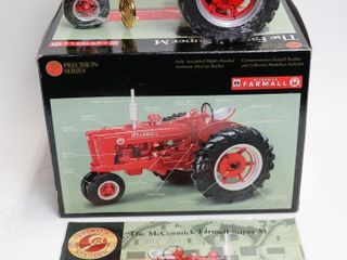 FARMAll SUPER M PRECISION SERIES TRACTOR  8