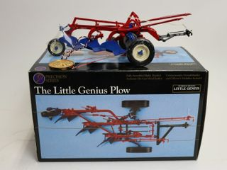 lITTlE GENIUS PlOW PRECISION SERIES  5