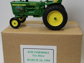 JOHN DEERE 4020 SHOW TRACTOR 8TH FORMOSA TOY