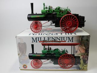 CASE STEAM TRACTION ENGINE ERTl 1 16