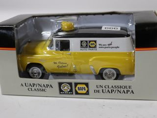NAPA 1957 DODGE TRUCK BANK 7