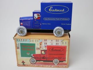 EASTWOOD OlD FASHIONED TIN TRUCK 8