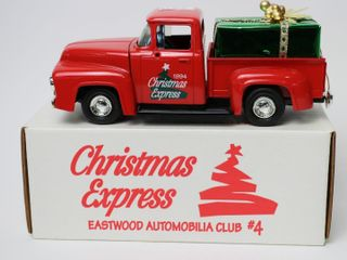 CHRISTMAS EXPRESS 1956 FORD PICK UP TRUCK