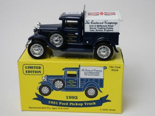 THE EASTWOOD COMPANY 1931 FORD PICKUP