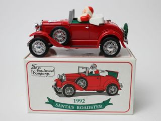 SANTA S ROADSTER BANK 1 25 THE EASTWOOD