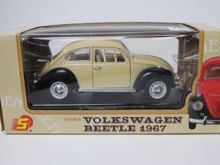 1967 VOlKSWAGON BEETlE 9  SUPERIOR