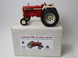 FARMAll 1206 TURBO TRACTOR 1993 WOODSTOCK