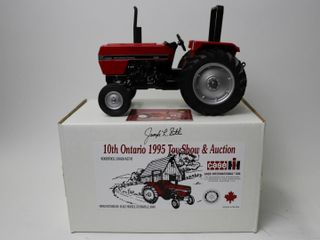 CASE INTERNATIONAl 695 TRACTOR 1997 WOODSTOCK