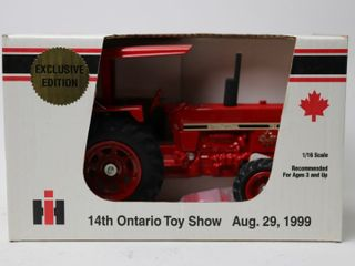 INTERNATIONAl 784 TRACTOR 1999 WOODSTOCK TOY